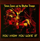 TERESA JAMES You Know You Love It album cover