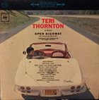 TERI THORNTON Teri Thornton Sings Open Highway album cover