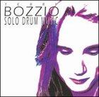 TERRY BOZZIO Solo Drum Music CD II album cover