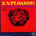 TERRY GIBBS Explosion! album cover