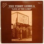 TERRY GIBBS Live At The Lord album cover
