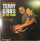 TERRY GIBBS Steve Allen Presents Terry Gibbs At The Piano album cover