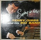TERRY GIBBS Swing Is Here album cover