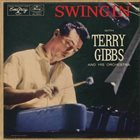 TERRY GIBBS Swingin' With Terry Gibbs And His Orchestra album cover
