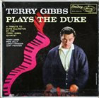 TERRY GIBBS Terry Gibbs Plays The Duke album cover