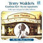 TERRY WALDO Ohio Theater Concert Featuring Edith Wilson album cover