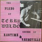 TERRY WALDO Sounds Of Ragtime And Vaudeville album cover