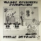 TERRY WALDO Waldo's Gutbucket Syncopators : Feelin' Devilish album cover
