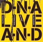 TERUMASA HINO D・N・A Live A・N・D album cover