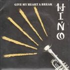 TERUMASA HINO Give My Heart A Break album cover