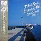 TERUMASA HINO Wheel Stone - Live In Nemuro Vol. 2 album cover