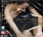 TESSA SOUTER Nights Of Key Largo album cover