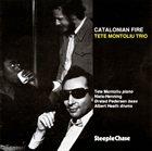 TETE MONTOLIU Catalonian Fire album cover