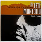 TETE MONTOLIU Catalonian Folksongs album cover
