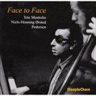 TETE MONTOLIU Face To Face album cover