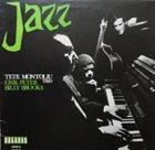 TETE MONTOLIU Jazz album cover