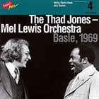 THAD JONES / MEL LEWIS ORCHESTRA Basel 1969 album cover