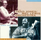 THAD JONES / MEL LEWIS ORCHESTRA Body And Soul album cover
