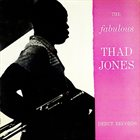 THAD JONES The Fabulous Thad Jones album cover