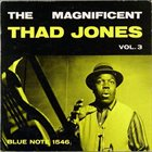THAD JONES The Magnificent, Volume 3 album cover