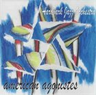 THE AARDVARK JAZZ ORCHESTRA American Agonistes album cover