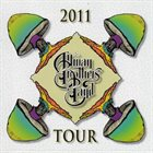 THE ALLMAN BROTHERS BAND 2011 Tour album cover