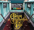 THE ALLMAN BROTHERS BAND Beacon Theatre, New York City, October 21, 2014 album cover