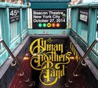 THE ALLMAN BROTHERS BAND Beacon Theatre, New York City, October 27, 2014 album cover