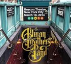 THE ALLMAN BROTHERS BAND Beacon Theatre New York march 18 2014 album cover