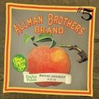 THE ALLMAN BROTHERS BAND Boston Common, 8/17/71 album cover