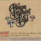 THE ALLMAN BROTHERS BAND Instant Live, Saratoga Performing Arts Center, Saratoga Springs, NY 7/24/05 album cover