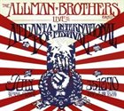 THE ALLMAN BROTHERS BAND Live at the Atlanta International Pop Festival: July 3 & 5, 1970 album cover