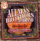 THE ALLMAN BROTHERS BAND Macon City Auditorium Macon GA 2/11/72 album cover