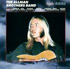 THE ALLMAN BROTHERS BAND Night Riding album cover
