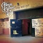 THE ALLMAN BROTHERS BAND One Way Out: Live at the Beacon Theatre album cover