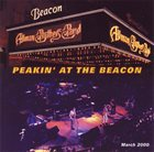 THE ALLMAN BROTHERS BAND Peakin' at the Beacon album cover