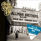 THE ALLMAN BROTHERS BAND Play All Night: Live at the Beacon Theatre 1992 album cover