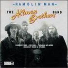 THE ALLMAN BROTHERS BAND Ramblin' Man album cover