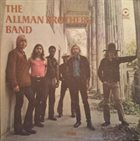 THE ALLMAN BROTHERS BAND The Allman Brothers Band album cover
