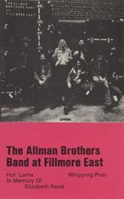 THE ALLMAN BROTHERS BAND The Allman Brothers Band At Fillmore East · Vol. II album cover