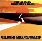 THE ALLMAN BROTHERS BAND The Road Goes on Forever album cover