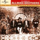 THE ALLMAN BROTHERS BAND The Universal Masters Collection: Classic Allman Brothers album cover