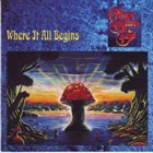 THE ALLMAN BROTHERS BAND Where It All Begins album cover