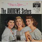 THE ANDREWS SISTERS Near You album cover