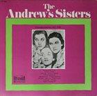 THE ANDREWS SISTERS Originalaufnahmen 1937-1939 album cover