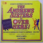 THE ANDREWS SISTERS Over Here! album cover