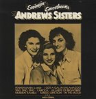 THE ANDREWS SISTERS Swingin' Sweethearts album cover