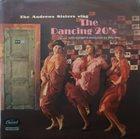 THE ANDREWS SISTERS The Andrews Sisters Sing The Dancing 20's album cover