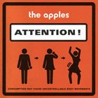 THE APPLES Attention! album cover