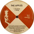 THE APPLES The Power EP album cover